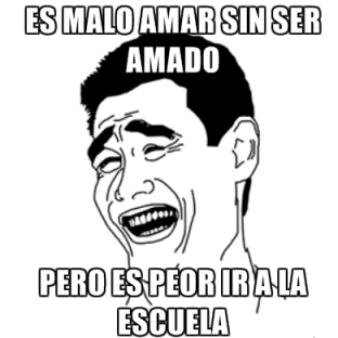 MALO PEOR